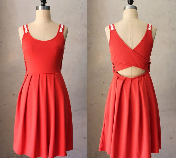Best-Valentines-Day-Red-Dresses-For-Girls-Women-2014-7