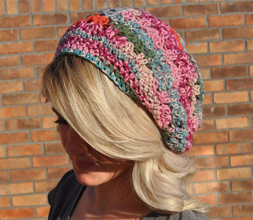 Cute-Crochet-Beanies-for-Girls-Women-2014-Winter-Accessories-1