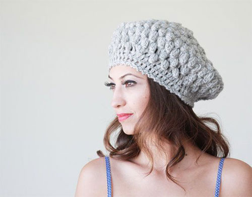 Cute-Crochet-Beanies-for-Girls-Women-2014-Winter-Accessories-2