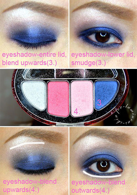 Easy-Valentines-Day-Eye-Make-Up-Tutorials-2014-For-Beginners-10
