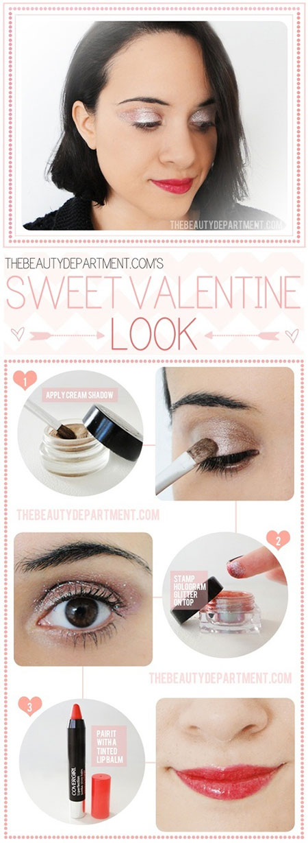 Easy-Valentines-Day-Eye-Make-Up-Tutorials-2014-For-Beginners-2