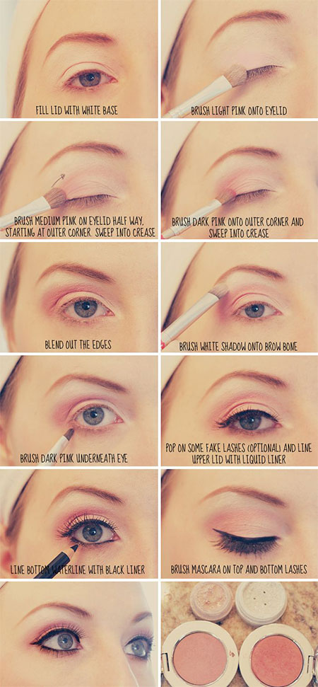 Easy-Valentines-Day-Eye-Make-Up-Tutorials-2014-For-Beginners-4