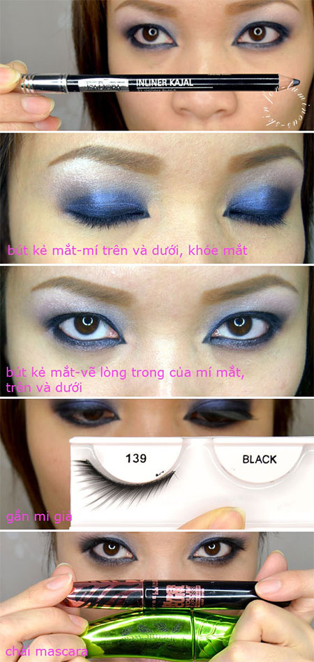 Easy-Valentines-Day-Eye-Make-Up-Tutorials-2014-For-Beginners-7