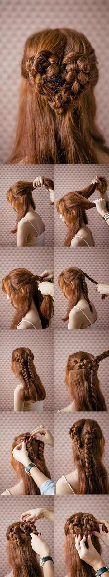 Easy-Valentines-Day-Hairstyle-Tutorials-2014-For-Beginners-Learners-3
