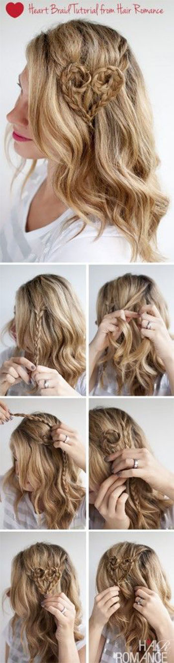 Easy-Valentines-Day-Hairstyle-Tutorials-2014-For-Beginners-Learners-4