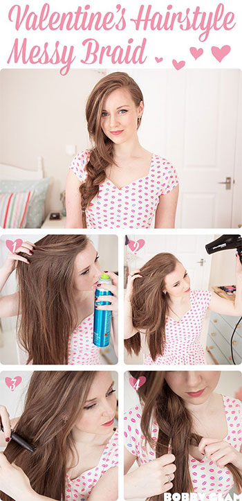 Easy-Valentines-Day-Hairstyle-Tutorials-2014-For-Beginners-Learners-6