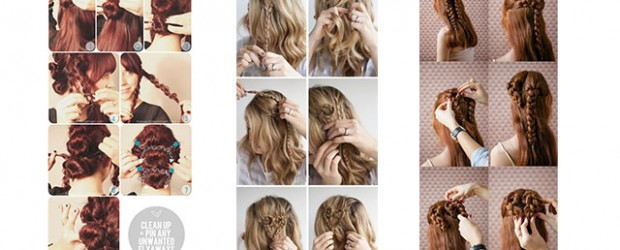 Hairstyles For Long Hair Beginners : ... Hairstyle besides Cute Easy Hairstyles Beginner. on beginner cute
