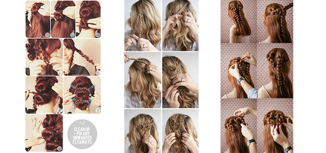 Easy-Valentines-Day-Hairstyle-Tutorials-2014-For-Beginners-Learners