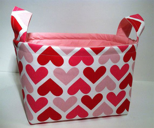 Elegant Romantic Valentine's Day Gift Bags & Basket Ideas 2014 ...