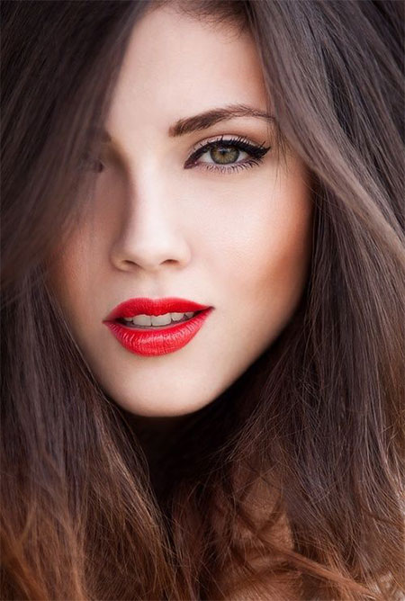 Inspiring-Valentines-Day-Face-Make-Up-2014-For-Girls-2
