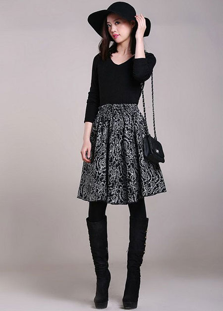 New-Winter-Fashion-Trends-Outfit-Ideas-For-Girls-Women-2014-2015-11
