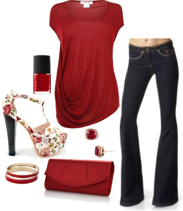 Polyvore-Valentines-Day-Casual-Dresses-For-Teens-2014-3
