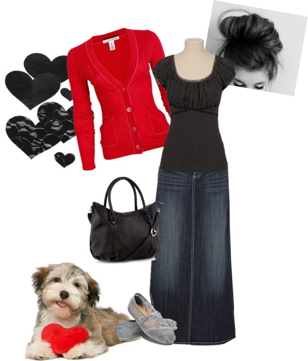 Polyvore-Valentines-Day-Casual-Dresses-For-Teens-2014-5