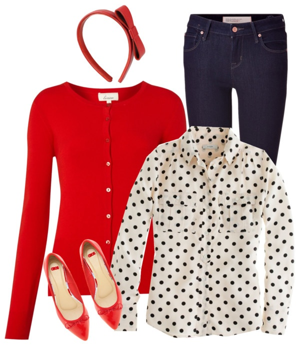 Polyvore-Valentines-Day-Casual-Red-Short-Long-Dresses-Ideas-For-Girls-Women-2014-12