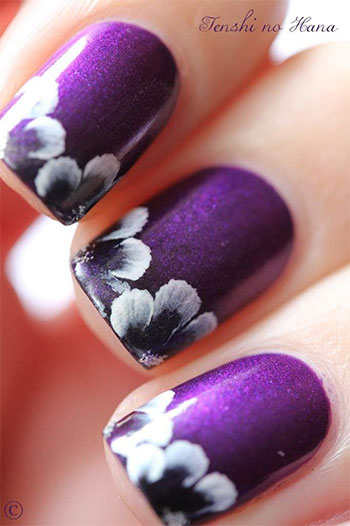 Awesome-Spring-Nail-Art-Designs-Ideas-2014-15