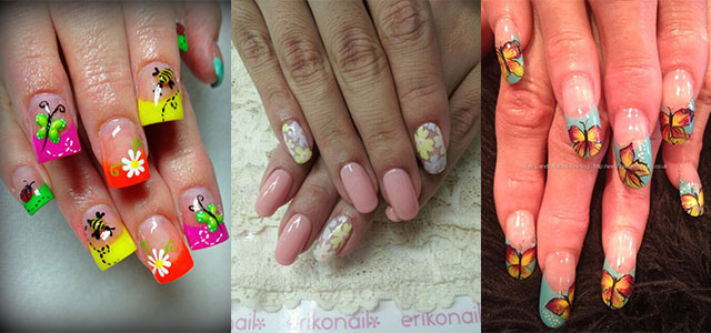 Girl nail awesome spring nail art designs ideas 2014 awesome spring nail art designs ideas 2014 girlshue prinsesfo Choice Image