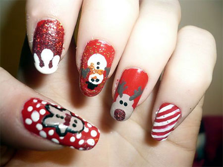 Cool-Winter-Nail-Art-Designs-Ideas-For-Girls-2014-1