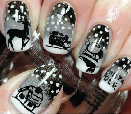 Cool-Winter-Nail-Art-Designs-Ideas-For-Girls-2014-5