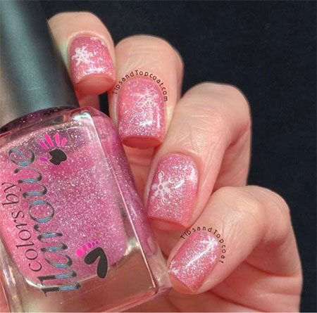 Cool-Winter-Nail-Art-Designs-Ideas-For-Girls-2014-6