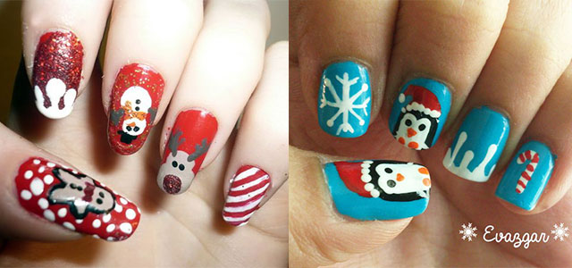 Cool-Winter-Nail-Art-Designs-Ideas-For-Girls-2014