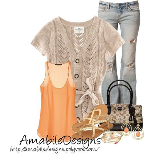 Polyvore Latest Casual...