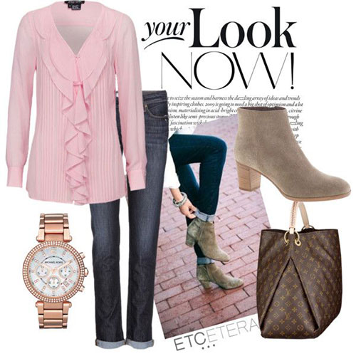 Polyvore Latest Casual Spring Fashion Trends & Ideas 2014 For ...