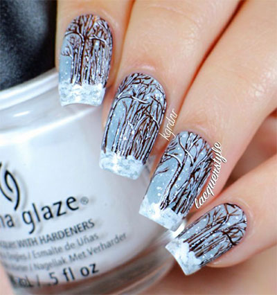 Stunning-Winter-Nail-Art-Designs-Ideas-For-Girls-2014-6