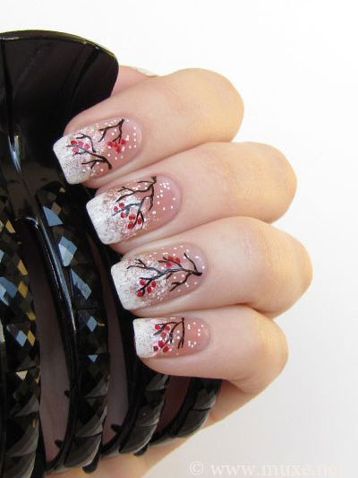 Stunning-Winter-Nail-Art-Designs-Ideas-For-Girls-2014-9
