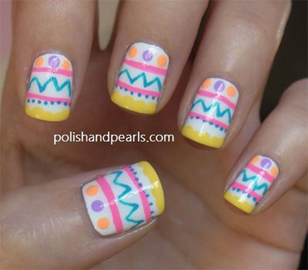 Amazing Easter Nail Art Designs Ideas Trends 2014 11 Amazing Easter Nail Art Designs, Ideas & Trends 2014
