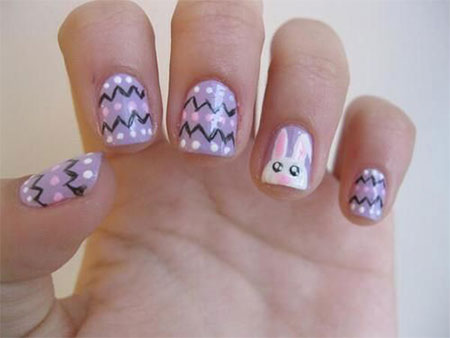 Amazing Easter Nail Art Designs Ideas Trends 2014 12 Amazing Easter Nail Art Designs, Ideas & Trends 2014