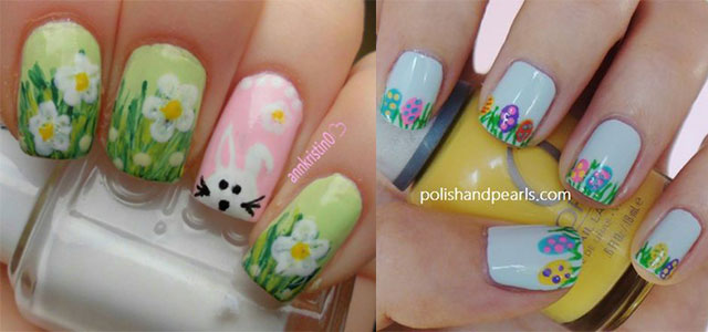 Amazing easter nail art designs ideas trends 2014 girlshue prinsesfo Choice Image