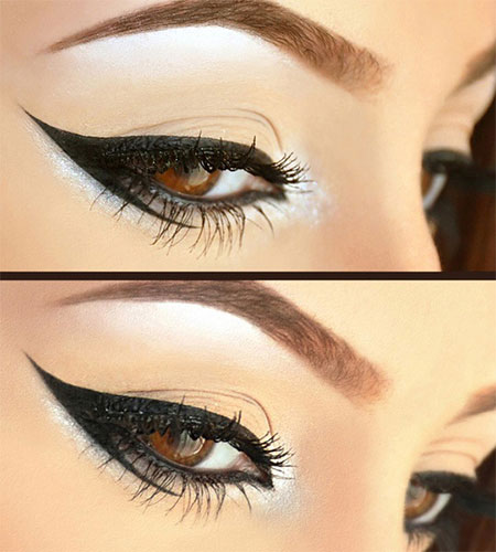 Best Liquid & Cat Eye-liner Styles, Trends & Ideas For ...