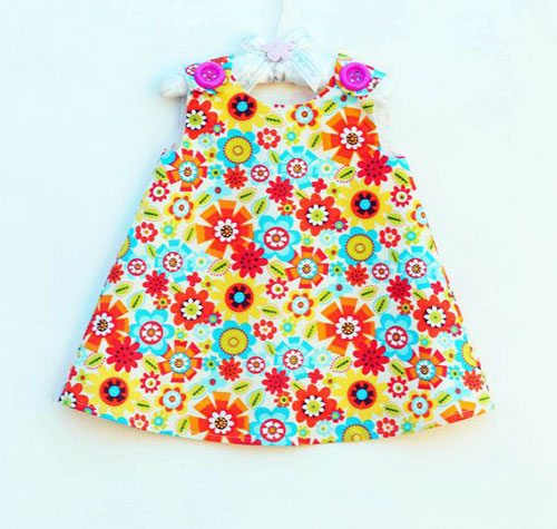 Cute-Birthday-Dresses-Ideas-For-Baby-Girls-Kids-2014-12