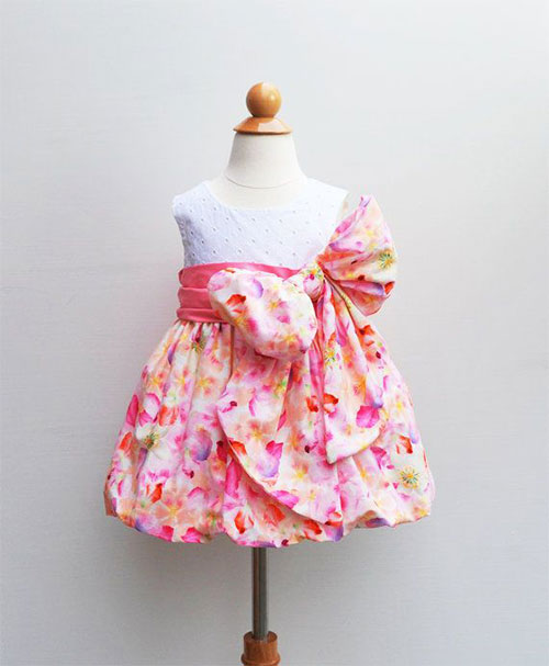 Cute-Birthday-Dresses-Ideas-For-Baby-Girls-Kids-2014-3