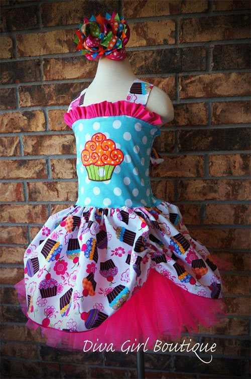 Cute-Birthday-Dresses-Ideas-For-Baby-Girls-Kids-2014-8
