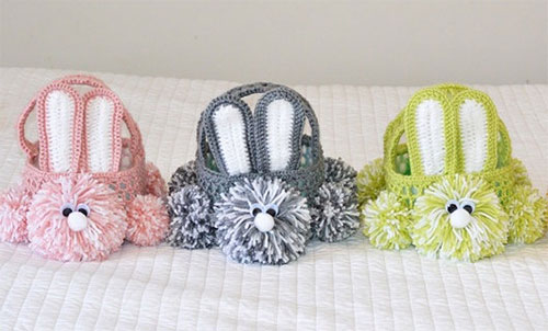 Cute easter bunny gift basket ideas 2014 girlshue cute easter bunny gift basket ideas 2014 10 negle Images