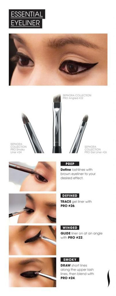 Easy-Step-By-Step-Eye-liner-Tutorials-2014-For-Beginners-Learners-4