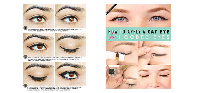 Easy-Step-By-Step-Eye-liner-Tutorials-2014-For-Beginners-Learners