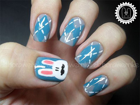 Elegant-Easter-Themed-Nail-Art-Designs-Ideas-Trends-2014-1