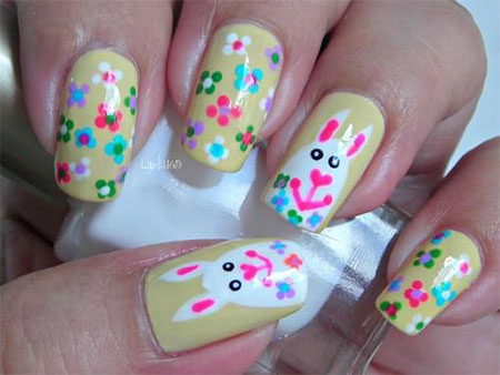Elegant-Easter-Themed-Nail-Art-Designs-Ideas-Trends-2014-6