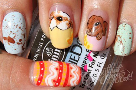 Elegant-Easter-Themed-Nail-Art-Designs-Ideas-Trends-2014-7