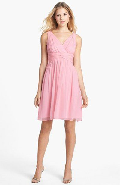 New-Birthday-Dresses-Outfits-For-Girls-Women-2014-1
