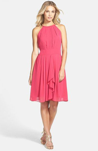 New-Birthday-Dresses-Outfits-For-Girls-Women-2014-2