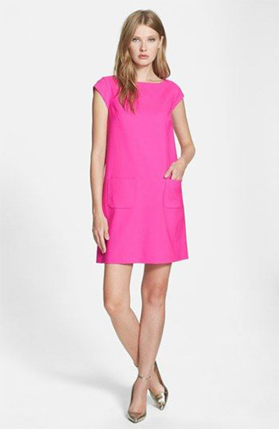 New-Birthday-Dresses-Outfits-For-Girls-Women-2014-7