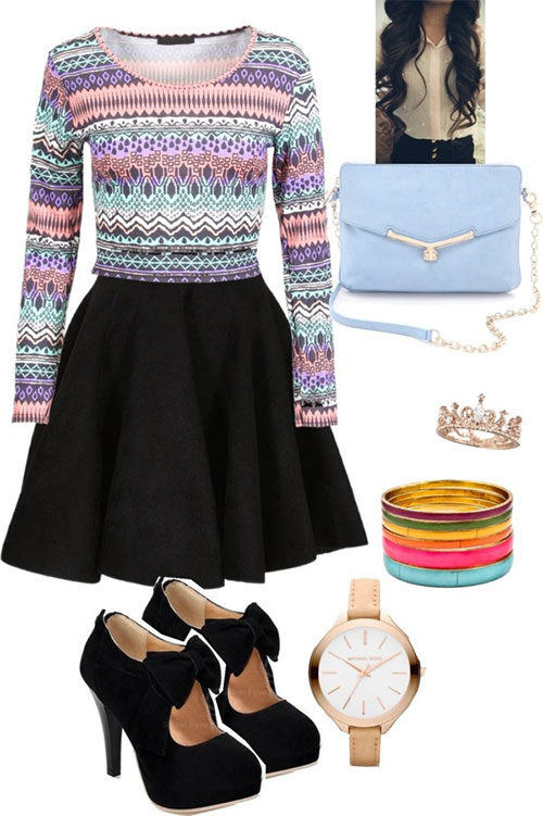 Polyvore-Easter-Outfit-Trends-For-Girls-Women-2014-4