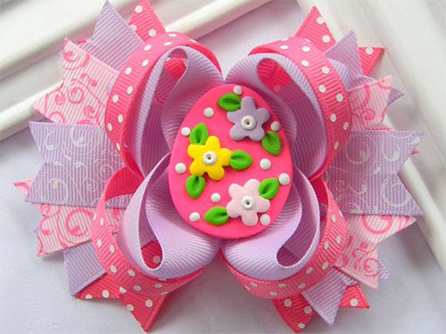 Smashing-Easter-Hair-Bows-For-Kids-Girls-2014 -Hair-Accessories-3