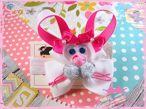 Smashing-Easter-Hair-Bows-For-Kids-Girls-2014 -Hair-Accessories-5