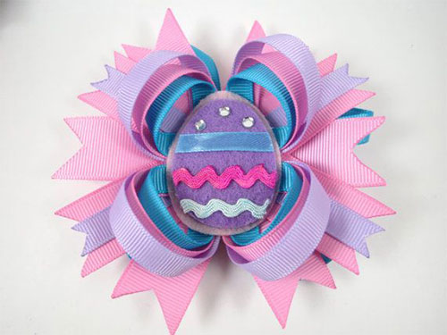 Smashing-Easter-Hair-Bows-For-Kids-Girls-2014 -Hair-Accessories-6
