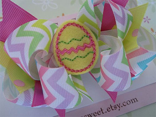 Smashing-Easter-Hair-Bows-For-Kids-Girls-2014 -Hair-Accessories-8