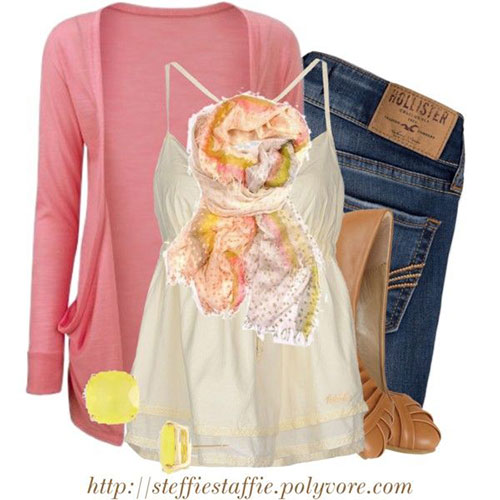12-Latest-Summer-Fashion-Outfits-Clothing-Styles-For-Girls-Women-2014-1